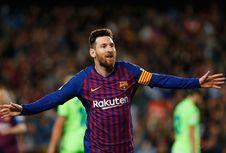Soal Ballon d'Or, Carragher Lebih Jagokan Messi Ketimbang Van Dijk