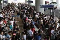 Terjebak Topan Jebi, Turis Taiwan Harus Jadi WN China agar Dievakuasi