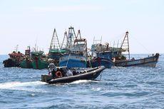 KKP Tangkap Kapal Pencuri Ikan Tak Berbendera, Ternyata Asal Malaysia