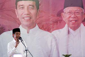 Survei Indo Barometer: Jokowi-Ma'ruf Lebih Mewakili Aspirasi Umat Islam
