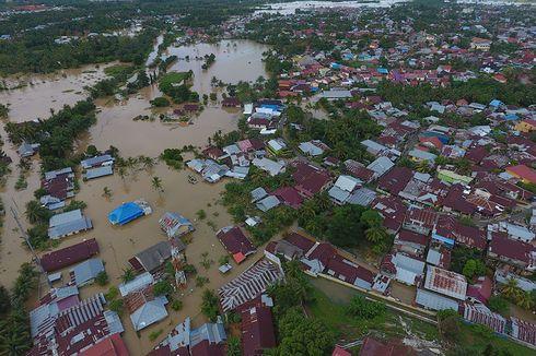 5 Fakta Bencana Alam di Bengkulu, 17 Orang Meninggal hingga 15 Jembatan Putus