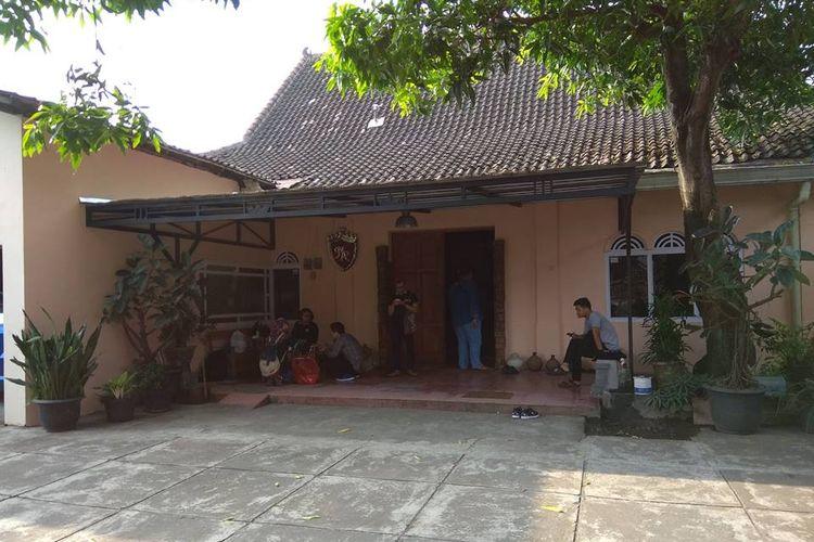 Rumah Ini Dulu Kediaman Pangeran Sambernyawa, Cikal Bakal Kampung Kauman Mangkunegaran...