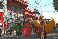 Guyub Rukun Perayaan Cap Go Meh di Magelang
