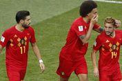 Saat Dries Mertens Cetak Gol, Belgia Selalu Menang