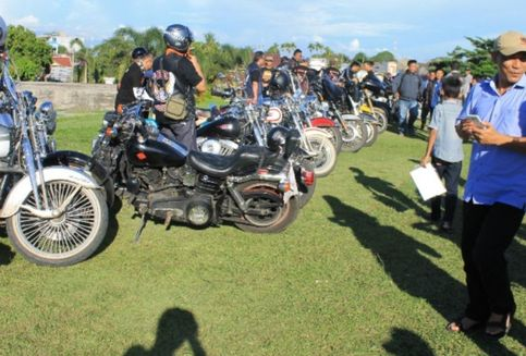 Juli Mendatang, Ribuan 'Biker' Motor Klasik Kumpul di Yogja