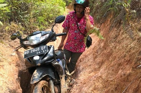 Petani Asal Bengkulu Ini Nazar Jalan Kaki 544 Km Jika Jadi Anggota DPD