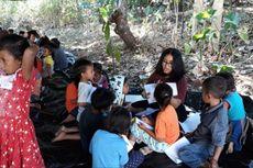UGM Bangun Sekolah Darurat di Lombok