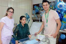 Baru Lahir, Putra Kedua Titi Kamal Sudah Punya Akun Instagram
