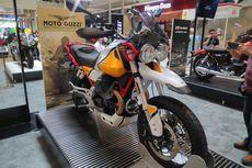 Motor Petualang Moto Guzzi Berdesain Klasik Dijual Rp 650 Juta