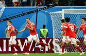 Menang atas Mesir, Rusia Tatap 16 Besar