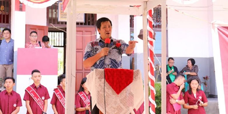 Wagub Sulut hadiri pelantikan Pelsis