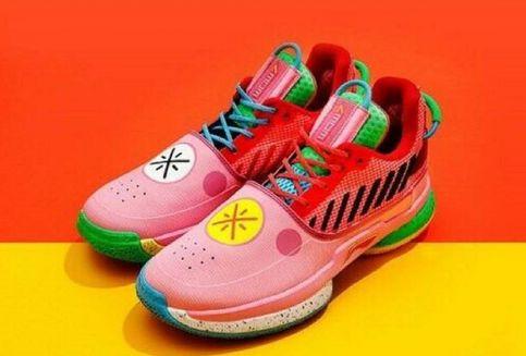 Li-Ning Bikin Sneaker 'Ngejreng' Tahun Babi di All Star Terakhir Wade