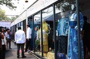 Batik Betawi Elemwe Tampilkan Nuansa Islami