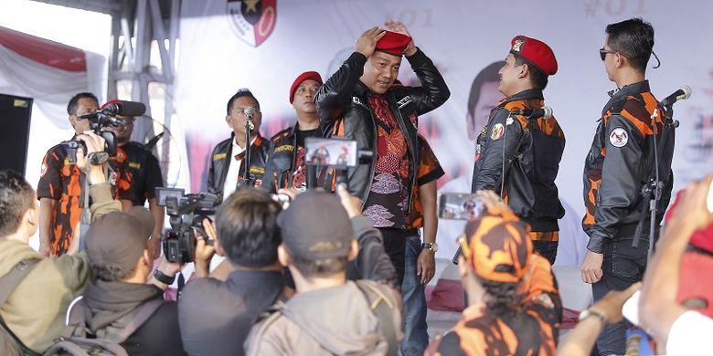Wali Kota Hendi Optimis Jokowi Dulang 75 Persen Suara di Semarang