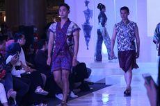 Desainer Mode Palembang Meniti Mimpi