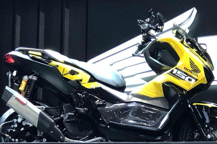 Modifikasi Honda ADV 150 dipajang di GIIAS 2019