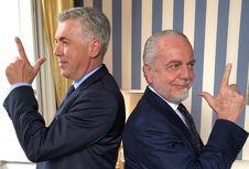 Alasan Napoli Kontrak Ancelotti dan Dendam kepada Conte