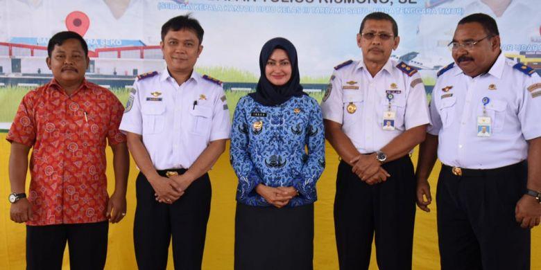 Tahun 2020, Bupati Indah Harap Pesawat ATR 72 Mendarat di Luwu Utara