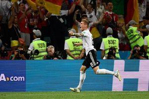 5 Fakta Menarik Jerman Vs Swedia, Kroos Cetak Gol Paling Larut