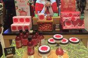 Wewangian Kombinasi Stroberi dan Cherry Blossom dari Body Shop
