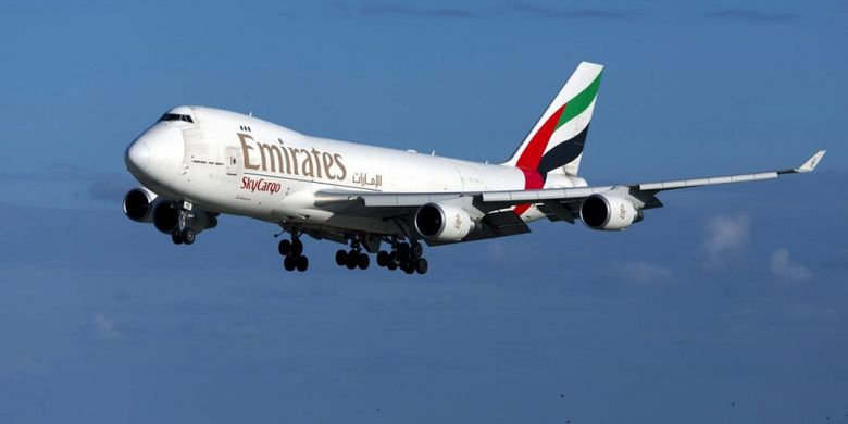 Maskapai berbasis di Dubai, Uni Emirat Arab, memiliki 11 penerbangan ke kota-kota di Amerika Serikat.
