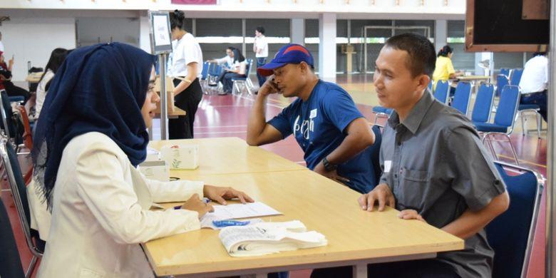 Binus School Serpong mengadakan program Health Movement atau Gerakan Kesehatan pada bulan Oktober lalu (13/10/2018).