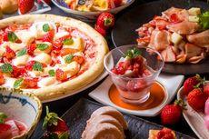 Makan Sepuasnya di Strawberry Sweet Fair Tokyo