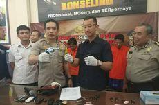 Polisi Tangkap Komplotan Curanmor di Pondok Labu