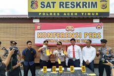Pelaku Penculikan Satu Keluarga di Aceh Mengaku Sakit Hati