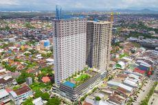 Pasar Apartemen Makassar Masih Bergairah
