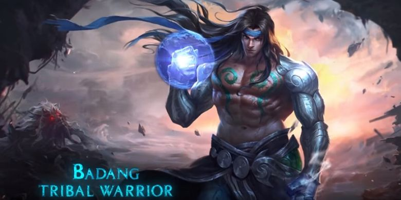 Hero Mobile Legends: Bang Bang, Badang.