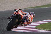 Giliran Pedrosa Tercepat, Rossi dan Vinales Tercecer