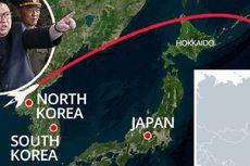 Saat Rudal Korut Lintasi Hokkaido, Warga Dipaksa Tunduk dan Berlindung