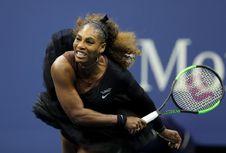 Cedera Lutut, Serena Mundur dari Italian Open