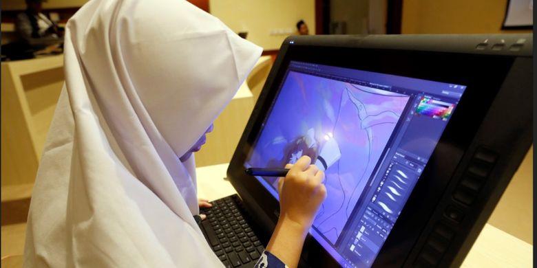 Bidang Ekonomi Kreatif, Interior Desain, Tata Busana, Rekayasa Perangkat Lunak, Desain Komunikasi Visual dan Animasi telah ditingkatkan untuk mengasah bakat kreatif dengan keterampilan praktis siswa SMK yang relevan dengan industri kreatif.