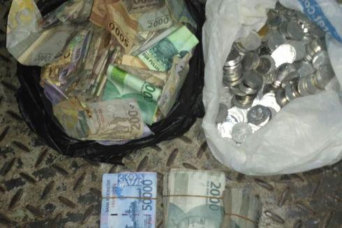 Petugas Amankan Pengemis yang Simpan Uang Rp 2,3 Juta