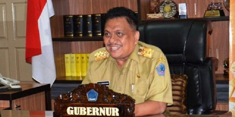 Harga Kopra Anjlok, Gubernur Olly Kembangkan Industri Minyak Goreng