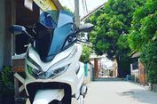 Bikin Wajah PCX Jadi Mirip Forza