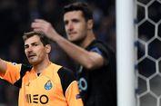 FC Porto Ingin Iker Casillas Bertahan