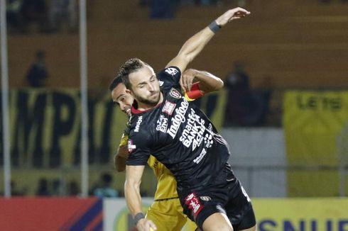 Klasemen Liga 1 2019, Bali United Tempel Ketat PS Tira Persikabo