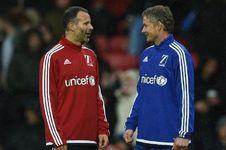 Solskjaer, Skuad Treble Winner 99 Kedua yang Jadi Pelatih Man United