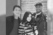 Pamer Keakraban, Syahrini Sebut Suami Alicia Key sebagai Kawan Lama