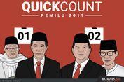Data Kawalpemilu 36,83 Persen: Prabowo-Sandi Unggul di Bekasi