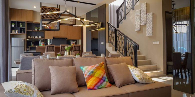 Ciputra Group merilis rumah tipe baru dua lantai hanya 8 unit dari 14 unit yang direncanakan di proyek hunian CitraGarden BMW. Meski berada di kawasan Cilegon, Serang, Banten.