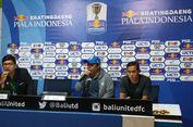 Bali United Vs Persela, Laskar Joko Tingkir Sudah Bermain Bagus