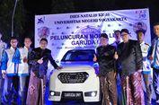 Dies Natalis Ke-55, UNY Luncurkan Mobil Listrik 'Garuda'