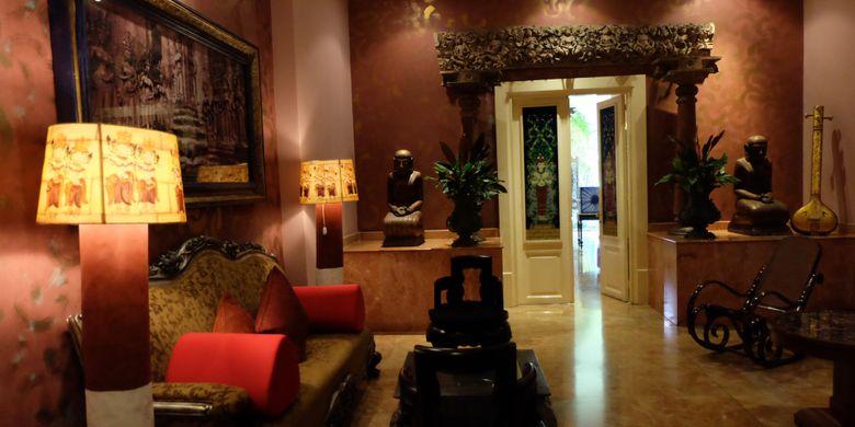 Apsara Residence di Hotel Tugu Malang.