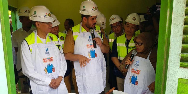 PGN Berkomitmen Buka Jaringan Gas Baru di Bogor
