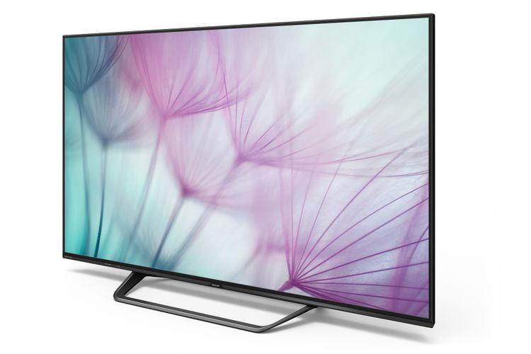 Televisi berkualitas gambar 8K buatan Sharp