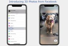 Bisa Posting Foto 3D di Facebook, Begini Caranya